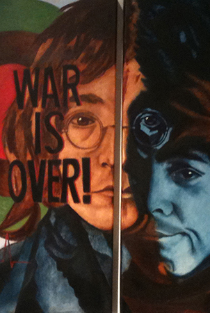 John & Paul: War is Over!