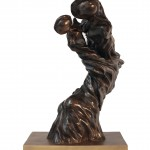 Maternal Love . Bronze
